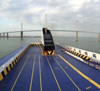 Les Pays de la Loire souhaitent la poursuite de l'autoroute de la mer Montoir- Gijon