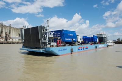 Nantes-Saint-Nazaire : appel à projets pour la création d'un service sur l'estuaire de la Loire