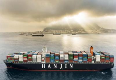 La faillite de Hanjin pourrait gâcher les fêtes de fin d'année