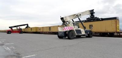 Bordeaux : MSC développe le fret ferroviaire vers Le Havre et Fos