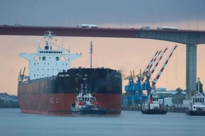 les trafics du port de Nantes-Saint-Nazaire progressent
