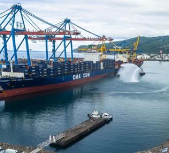 Le port de la Réunion a entamé sa mue