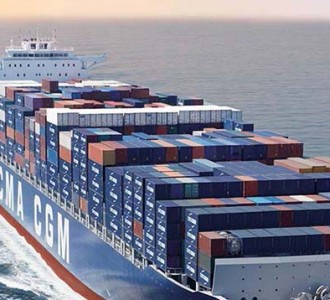 CMA CGM table sur une année encore difficile dans le transport de conteneurs