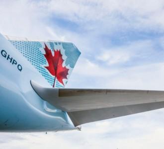 Air Canada étoffe ses vols en France avec un Lyon-Montréal toute l'année