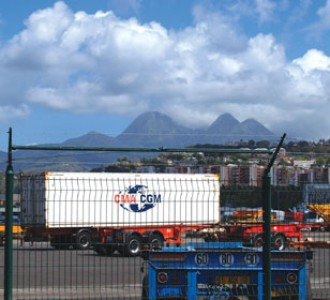 Antilles françaises : CMA CGM renforce ses liaisons