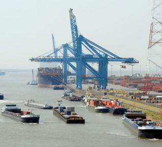 Fret maritime : le port d'Anvers réalise une nouvelle année record