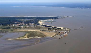 Bordeaux terminal conteneurs du sud ouest op rationnel for Conteneur bordeaux