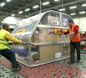Le Club de la logistique globale en visite à CargoPort