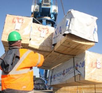 La loi sur le régime d'emploi des dockers adoptée au Sénat