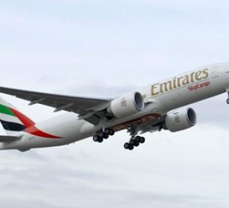 Emirates renforce à nouveau ses activités cargo