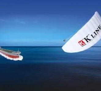K-Line va équiper sa flotte de la voile française Seawing