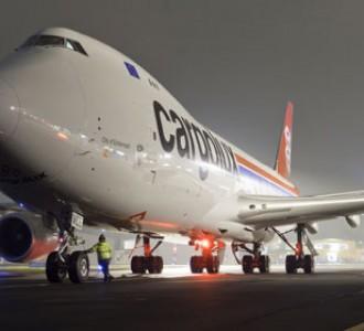Cargolux a amélioré sa situation financière en 2013